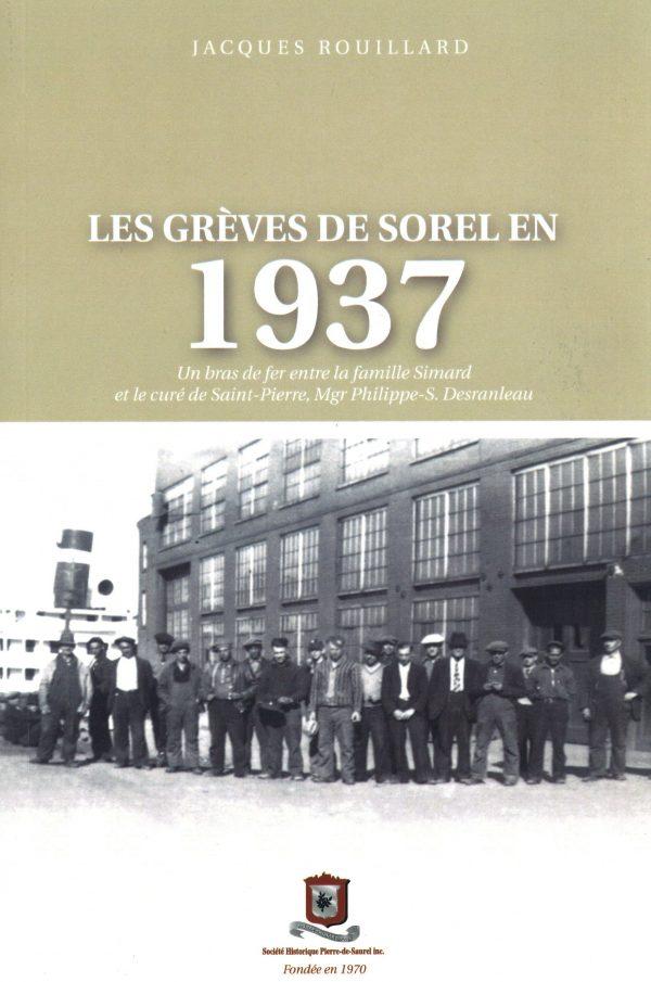 Les grèves de Sorel en 1937